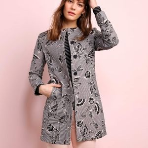 NWT Tristan Floral Multi Jacket Size Small